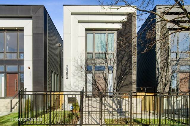 2452 W Ohio Street, Chicago, IL 60612 (MLS #10729599) :: Property Consultants Realty