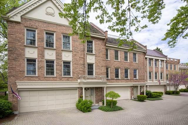 1 Landmark, Northfield, IL 60093 (MLS #10729606) :: Helen Oliveri Real Estate