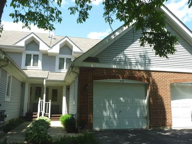 318 Bristol Lane, Fox River Grove, IL 60021 (MLS #10729632) :: Lewke Partners