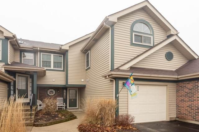 974 Ridgefield Lane, Wheeling, IL 60090 (MLS #10729638) :: O'Neil Property Group
