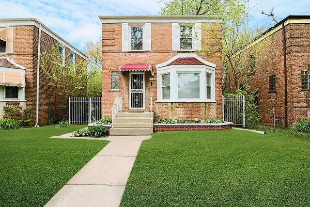 10808 S Rhodes Avenue, Chicago, IL 60628 (MLS #10729689) :: Suburban Life Realty