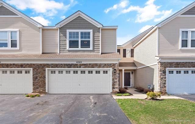 6503 Marble Lane #6503, Carpentersville, IL 60110 (MLS #10729709) :: Helen Oliveri Real Estate