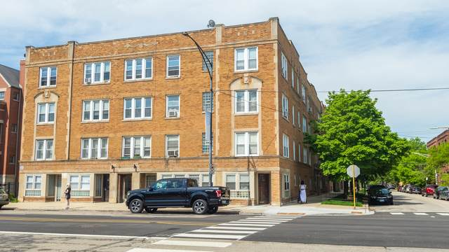 1607 W Ainslie Street #2, Chicago, IL 60640 (MLS #10729718) :: John Lyons Real Estate