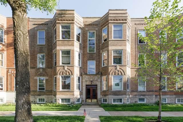 2137 W Cortez Street #3, Chicago, IL 60622 (MLS #10729743) :: Littlefield Group