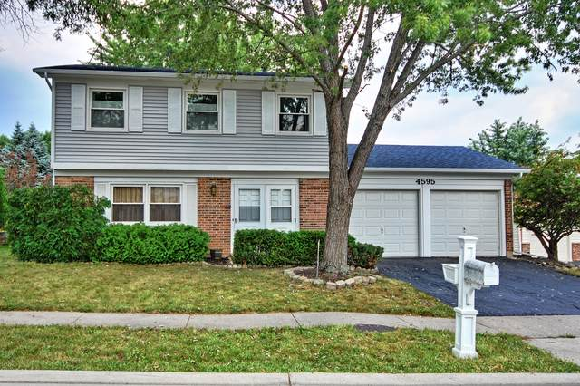 4595 Brigantine Lane, Hoffman Estates, IL 60192 (MLS #10729774) :: Angela Walker Homes Real Estate Group