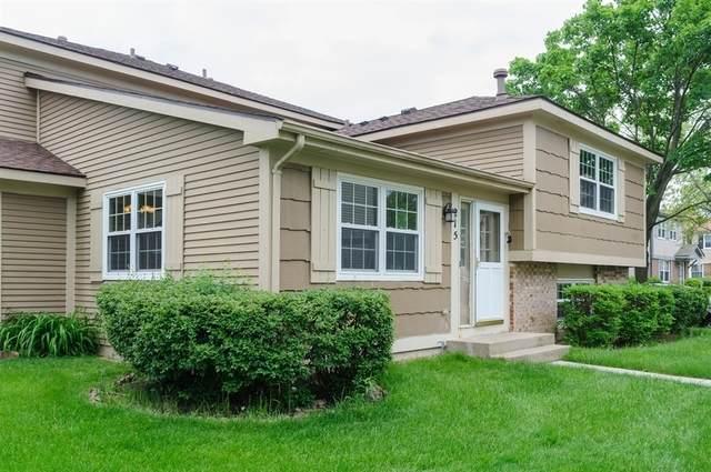 215 Redwood Court #0, Vernon Hills, IL 60061 (MLS #10729776) :: Helen Oliveri Real Estate