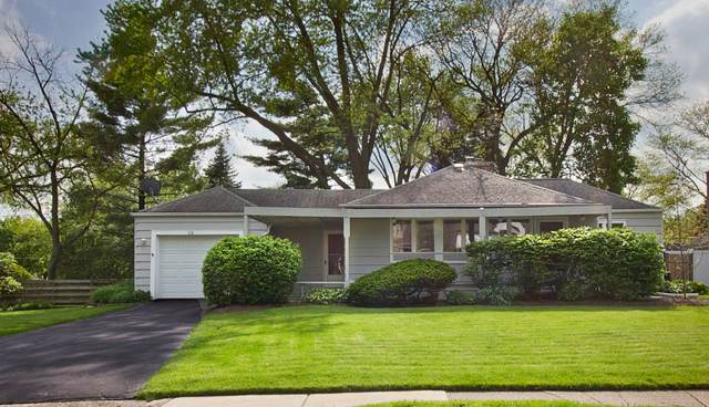 318 S Prospect Street, Wheaton, IL 60187 (MLS #10729806) :: The Wexler Group at Keller Williams Preferred Realty