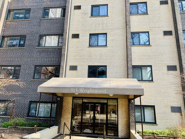 515 W Wrightwood Avenue #504, Chicago, IL 60614 (MLS #10729813) :: Jacqui Miller Homes
