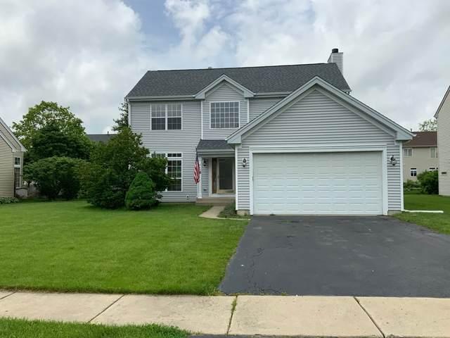 207 Angela Circle, Oswego, IL 60543 (MLS #10729819) :: Jacqui Miller Homes
