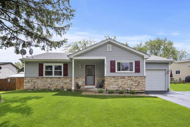 32 Fallstone Drive, Streamwood, IL 60107 (MLS #10729885) :: Property Consultants Realty
