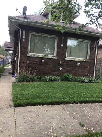 12404 S Stewart Avenue, Chicago, IL 60628 (MLS #10729889) :: Angela Walker Homes Real Estate Group