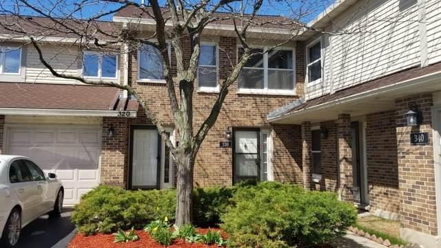 330 W Ivy Lane 1C, Arlington Heights, IL 60004 (MLS #10729943) :: Angela Walker Homes Real Estate Group