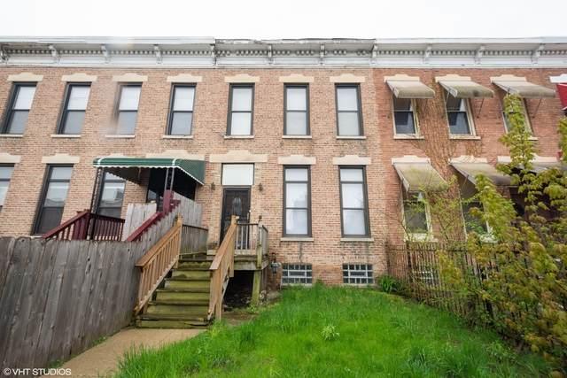 2433 W Flournoy Street #0, Chicago, IL 60612 (MLS #10729944) :: Angela Walker Homes Real Estate Group