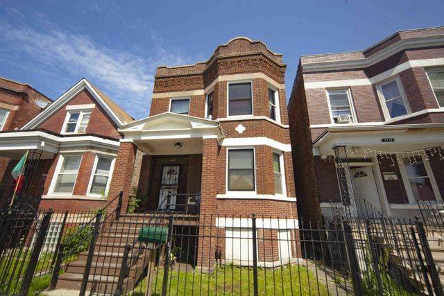 5331 S Justine Street, Chicago, IL 60609 (MLS #10729956) :: Angela Walker Homes Real Estate Group