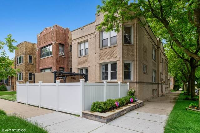 5057 N California Avenue 1N, Chicago, IL 60625 (MLS #10729965) :: Property Consultants Realty