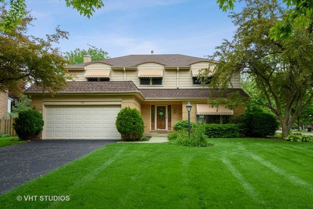363 S Whitehall Drive, Palatine, IL 60067 (MLS #10729971) :: Property Consultants Realty