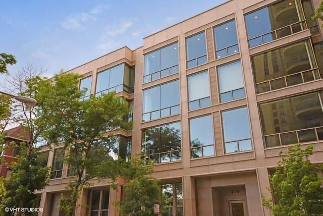 416 W Deming Place 1E, Chicago, IL 60614 (MLS #10729995) :: Angela Walker Homes Real Estate Group