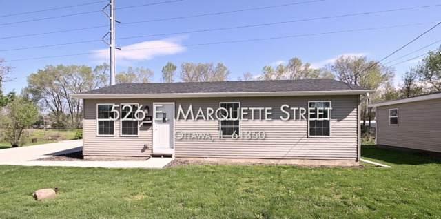 526 E Marquette Street, Ottawa, IL 61350 (MLS #10729999) :: John Lyons Real Estate