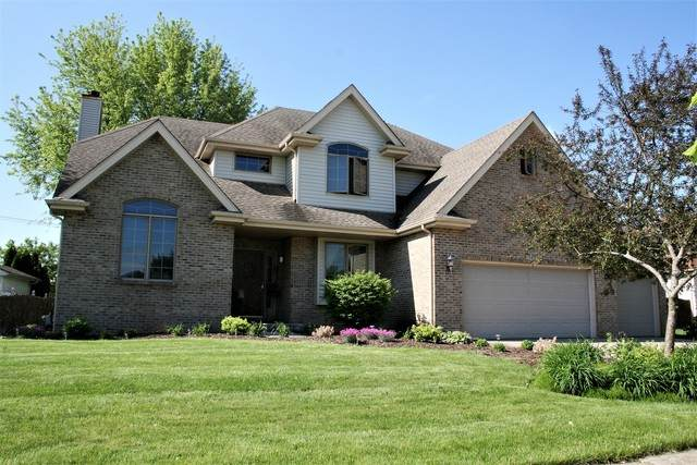 1206 Chartwell Court, Shorewood, IL 60404 (MLS #10730009) :: The Wexler Group at Keller Williams Preferred Realty