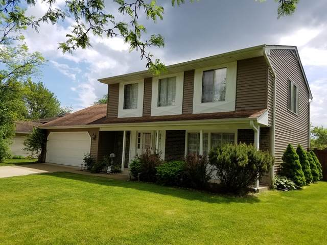 521 Fall Circle, Roselle, IL 60172 (MLS #10730058) :: Littlefield Group