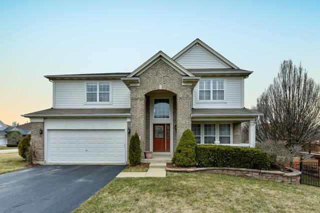 555 N Prairie Lane, Lake Zurich, IL 60047 (MLS #10730092) :: Ryan Dallas Real Estate