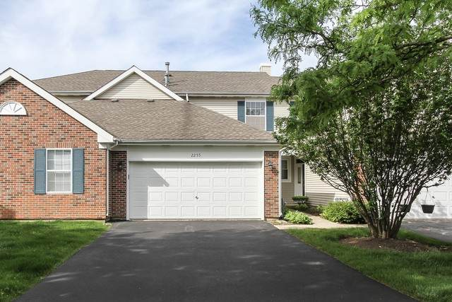 2255 Briar Court, Hoffman Estates, IL 60169 (MLS #10730118) :: Angela Walker Homes Real Estate Group