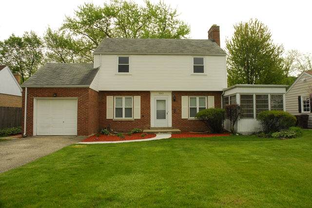 9343 Crawford Avenue, Evanston, IL 60203 (MLS #10730120) :: Property Consultants Realty