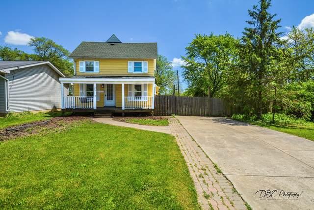 2317 Hermon Avenue, Zion, IL 60099 (MLS #10730158) :: John Lyons Real Estate