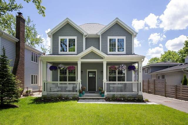 356 Jefferson Avenue, Glencoe, IL 60022 (MLS #10730265) :: Property Consultants Realty