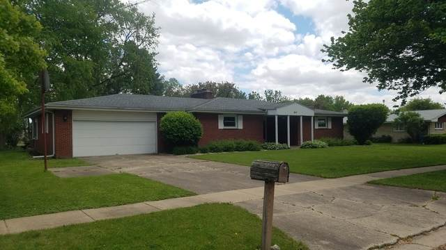 1401 Brookside Drive, Rochelle, IL 61068 (MLS #10730278) :: Suburban Life Realty