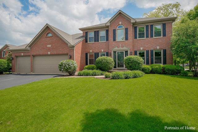 4620 Niswender Court, Naperville, IL 60564 (MLS #10730328) :: The Wexler Group at Keller Williams Preferred Realty