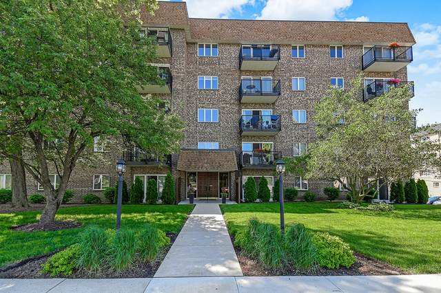 907 Curtiss Street #502, Downers Grove, IL 60515 (MLS #10730393) :: Property Consultants Realty