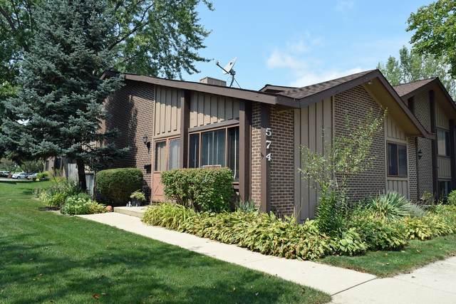 574 Forum Drive, Roselle, IL 60172 (MLS #10730407) :: Littlefield Group