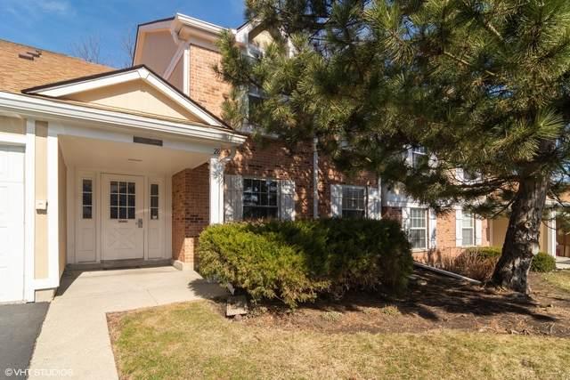266 Ashland Court #266, Buffalo Grove, IL 60089 (MLS #10730408) :: Lewke Partners
