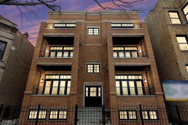 1717 N Humboldt Boulevard 2S, Chicago, IL 60647 (MLS #10730419) :: Property Consultants Realty