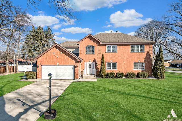 963 Leahy Circle, Des Plaines, IL 60016 (MLS #10730421) :: Suburban Life Realty
