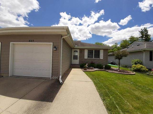 825 Covey Lane, Coal City, IL 60416 (MLS #10730442) :: Ryan Dallas Real Estate