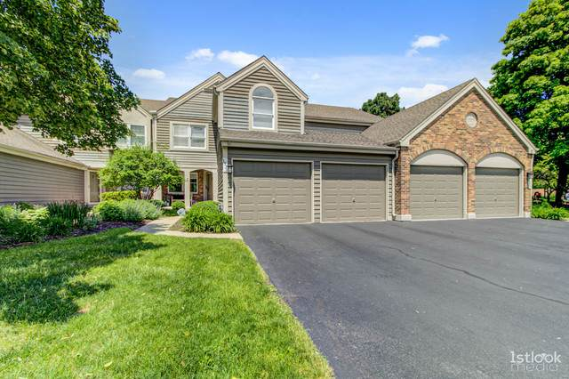 1533 Aberdeen Court, Naperville, IL 60564 (MLS #10730454) :: The Wexler Group at Keller Williams Preferred Realty