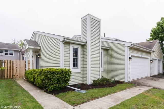 414 Farmbrook Court, Romeoville, IL 60446 (MLS #10730458) :: John Lyons Real Estate
