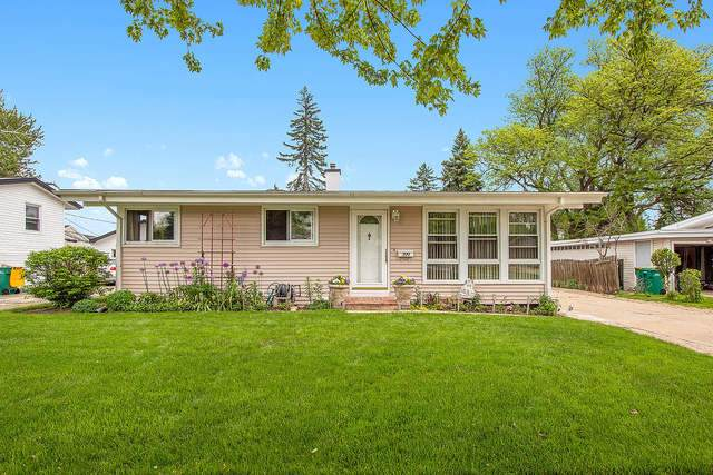 399 Navajo Trail, Buffalo Grove, IL 60089 (MLS #10730460) :: John Lyons Real Estate