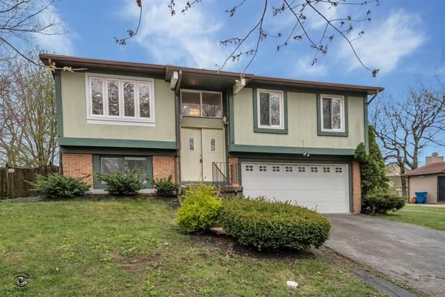 5719 Allemong Drive, Matteson, IL 60443 (MLS #10730462) :: John Lyons Real Estate