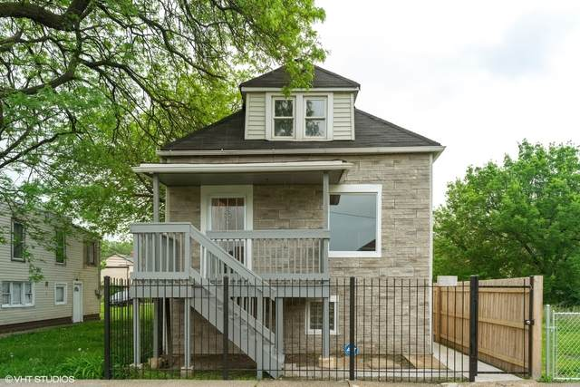 8933 S Greenwood Avenue, Chicago, IL 60619 (MLS #10730475) :: Property Consultants Realty