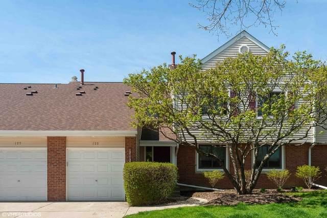 133 W Fabish Drive #133, Buffalo Grove, IL 60089 (MLS #10730573) :: Lewke Partners