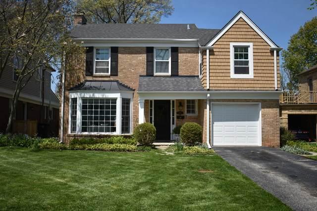 2218 Greenwood Avenue, Wilmette, IL 60091 (MLS #10730647) :: Helen Oliveri Real Estate