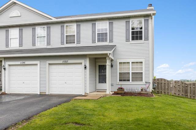 1122 Burns Lane, Minooka, IL 60447 (MLS #10730696) :: Jacqui Miller Homes