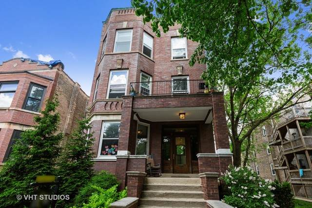 2208 W Cortez Street #3, Chicago, IL 60622 (MLS #10730712) :: Property Consultants Realty