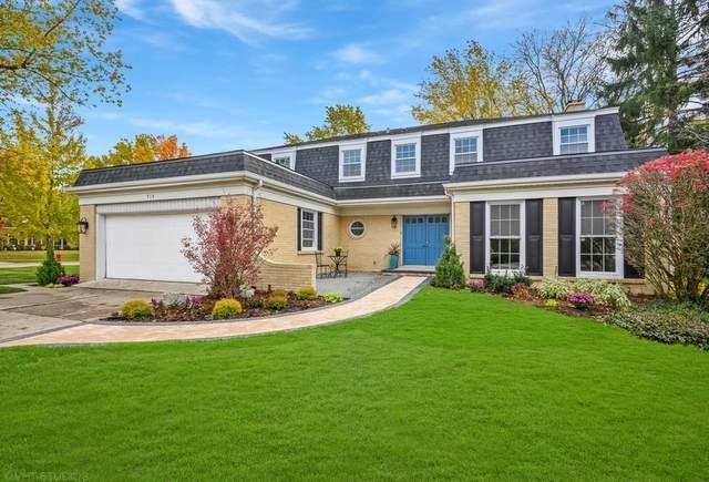 914 Dorset Drive, Northbrook, IL 60062 (MLS #10730751) :: Helen Oliveri Real Estate