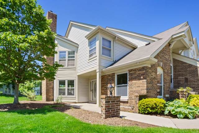 309 Satinwood Terrace #309, Buffalo Grove, IL 60089 (MLS #10730767) :: Property Consultants Realty