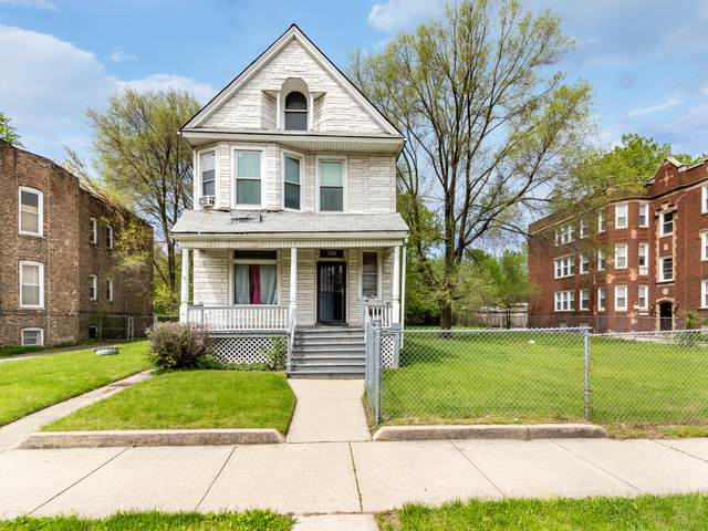 7320 S Stewart Avenue, Chicago, IL 60621 (MLS #10730771) :: Property Consultants Realty
