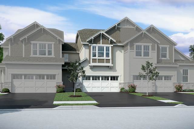 546 Peterson - Lot #6.02 Court, Barrington, IL 60010 (MLS #10730794) :: John Lyons Real Estate